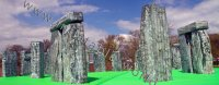 Inflatable Stonehenge by Inflatable World Leisure Ltd
